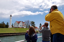 Land Based Tours And Boat Trips Planned For Door County Lighthouse
