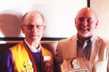 Melvin Jones Award image