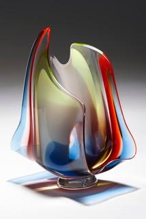 Vase by Robinson Scott.