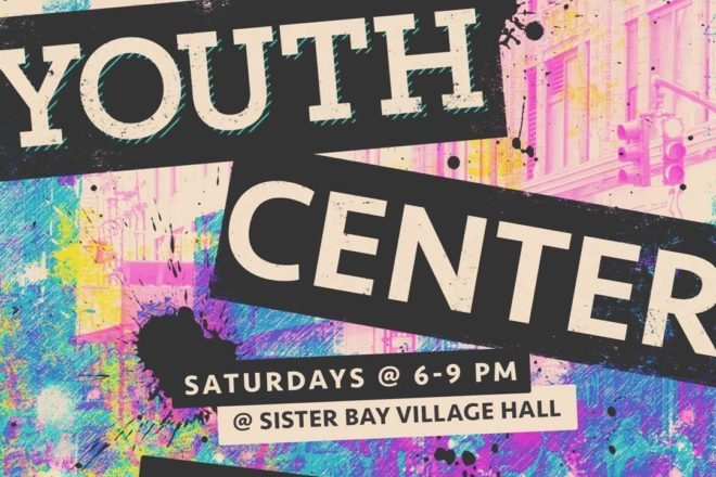Youth center reopens in sister bay door county pulse for Door youth centre