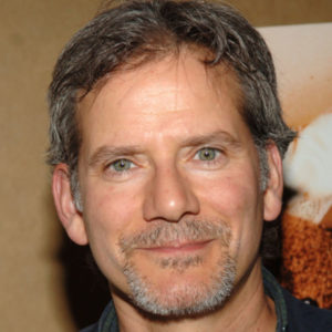 Actor and director Campbell Scott.