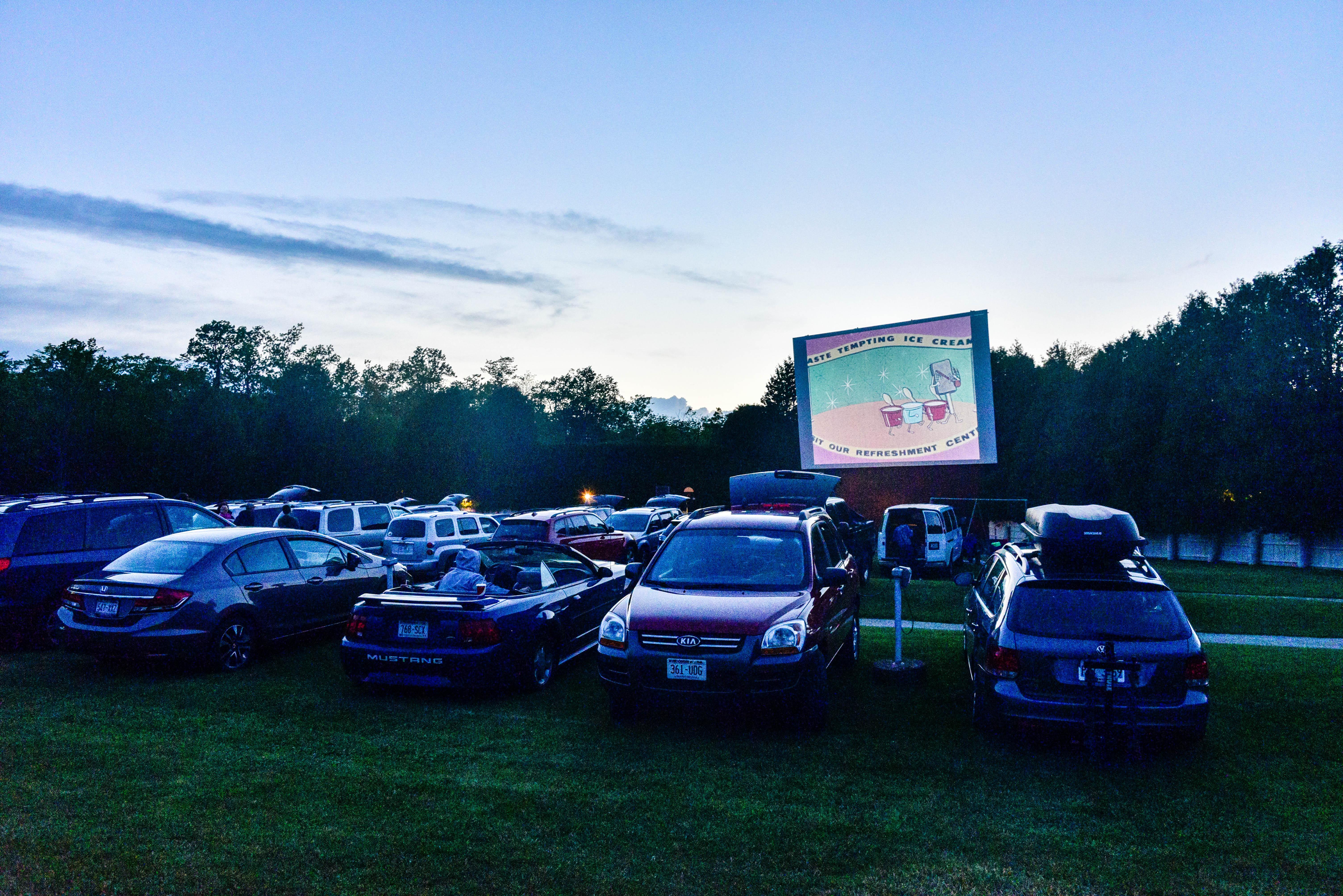door county movie theater
