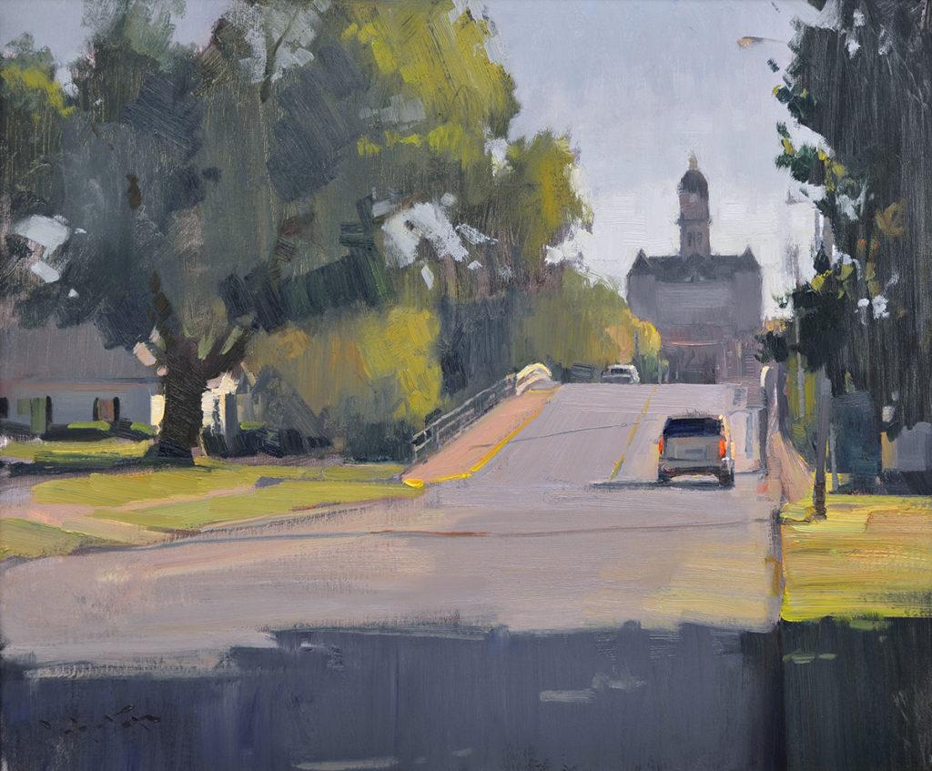 """""""Memory Lane"""" by John Lasater."""