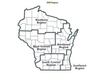 web.DNR regions