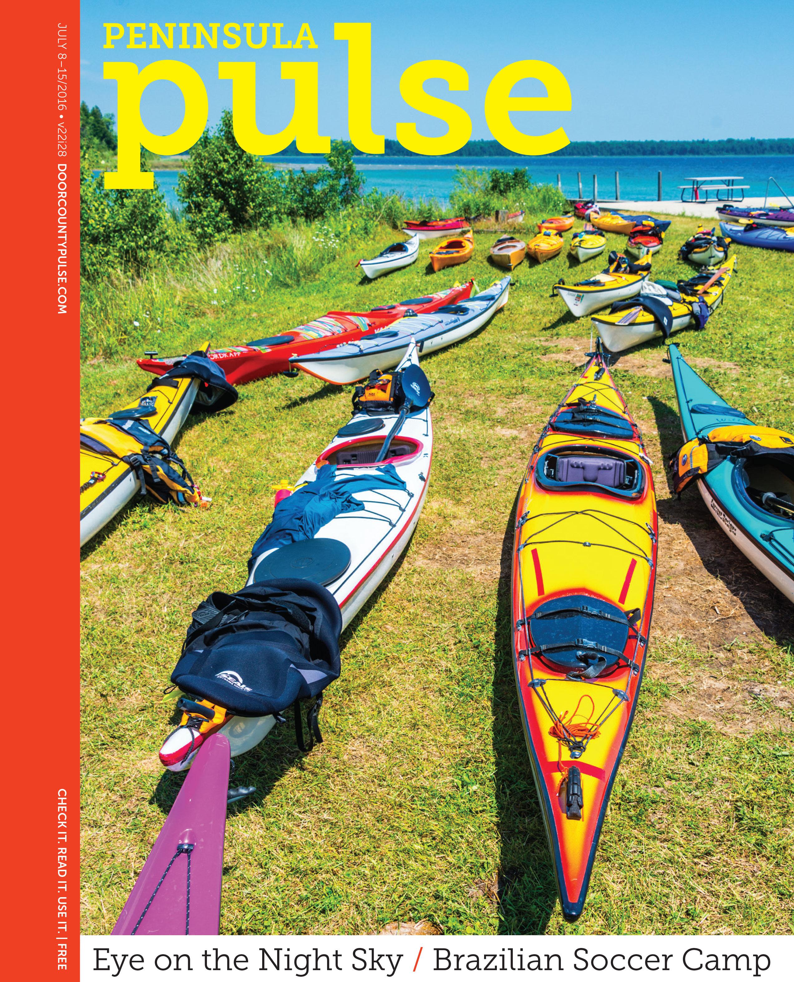Peninsula Pulse – July 8-15, 2016 - Door County Pulse