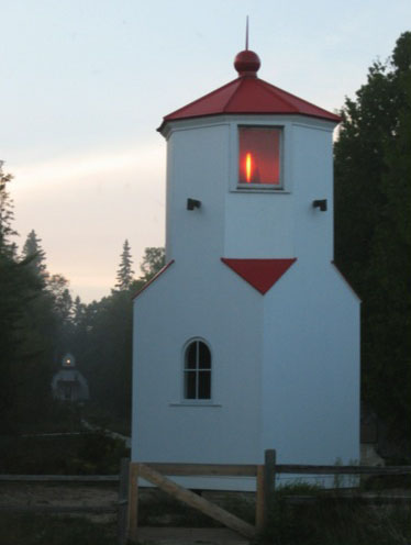 Baileys Harbor Range Light
