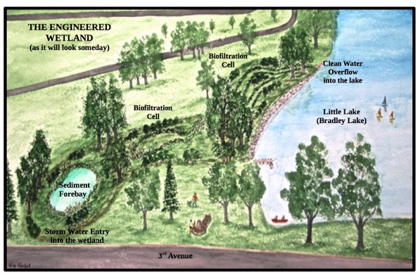 City Will Present Draft Plan for Bradley Lake Project Wednesday
