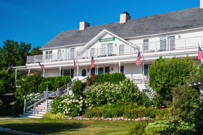 The Hillside Inn:  Storied Past, Bright Future