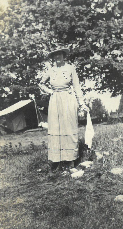 Alice Orr Clark. Courtesy of the Ephraim Historical Foundation.
