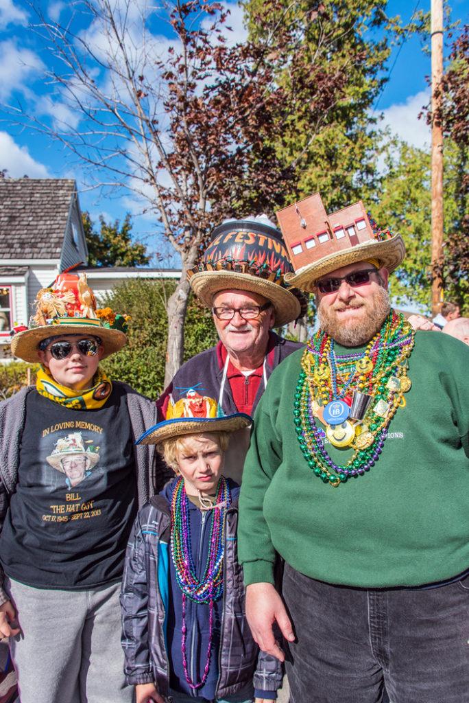 Fall Fest Hats LVP