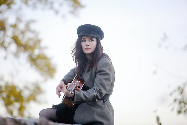 Katie Scullin Brings Pop-Blues-Rock to Door County