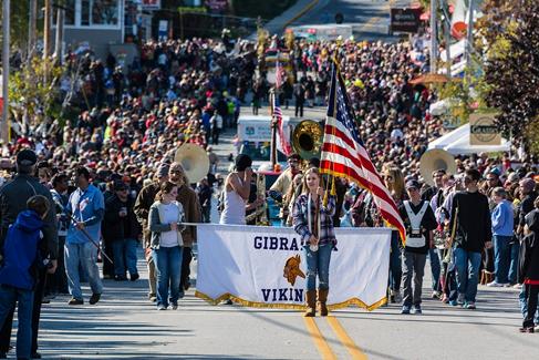 fall fest parade