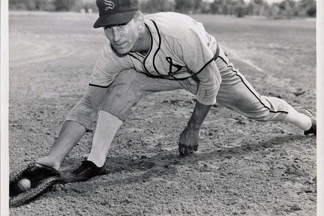 Fred Weber The Far-reaching Left-handed First Baseman & Fred Weber: The Far-reaching Left-handed First Baseman - Door ...