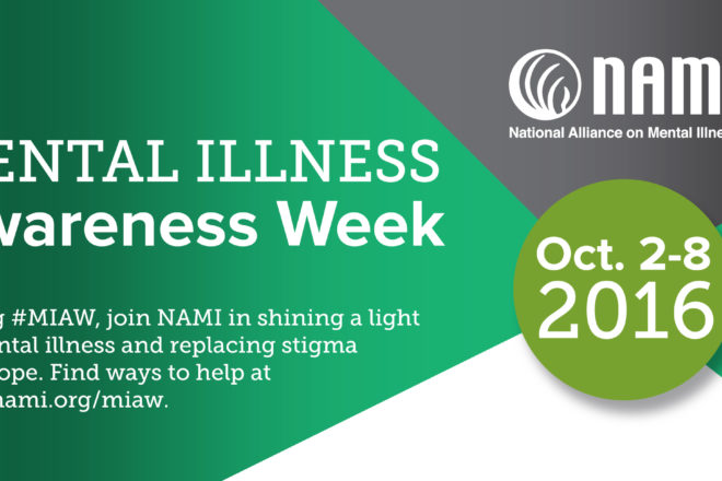NAMI Programs Creating Advocates for Mental Health