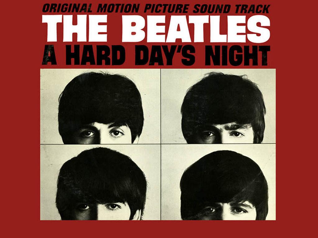 Beatles Hard Days Night