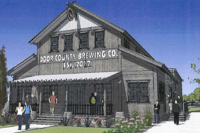 Door County Brewing Co. Jumps Through Final Governmental Hoop for New Taproom