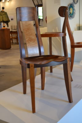 Chair by Ernest Anderson.