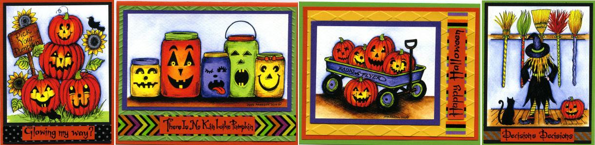 Decorating Ideas > Door County Rubber Stamps Hosts Autumn Art Experience  ~ 010545_Halloween Events Door County