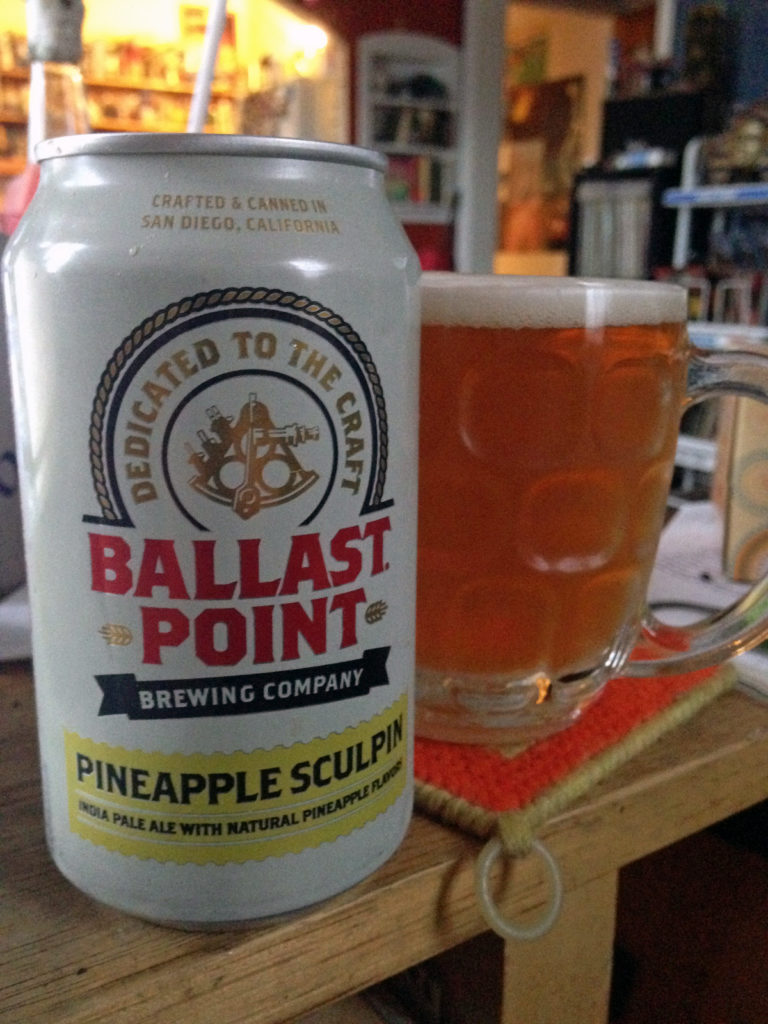 Pineapple Sculpin