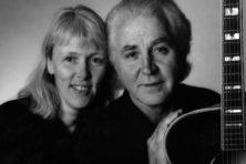 Cindy Mangsen and Steve Gillette.