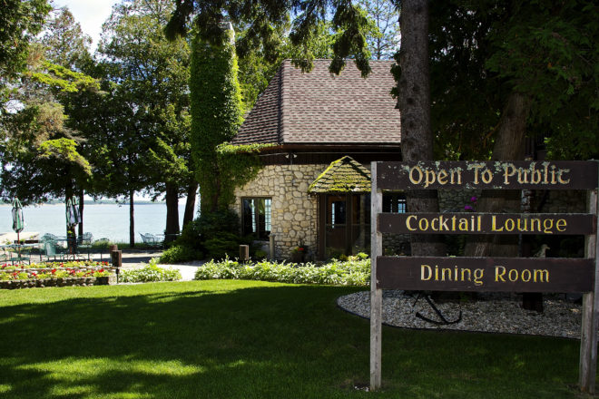 Glidden Lodge Reps Door County in Travel Wisconsin Supper Club Contest