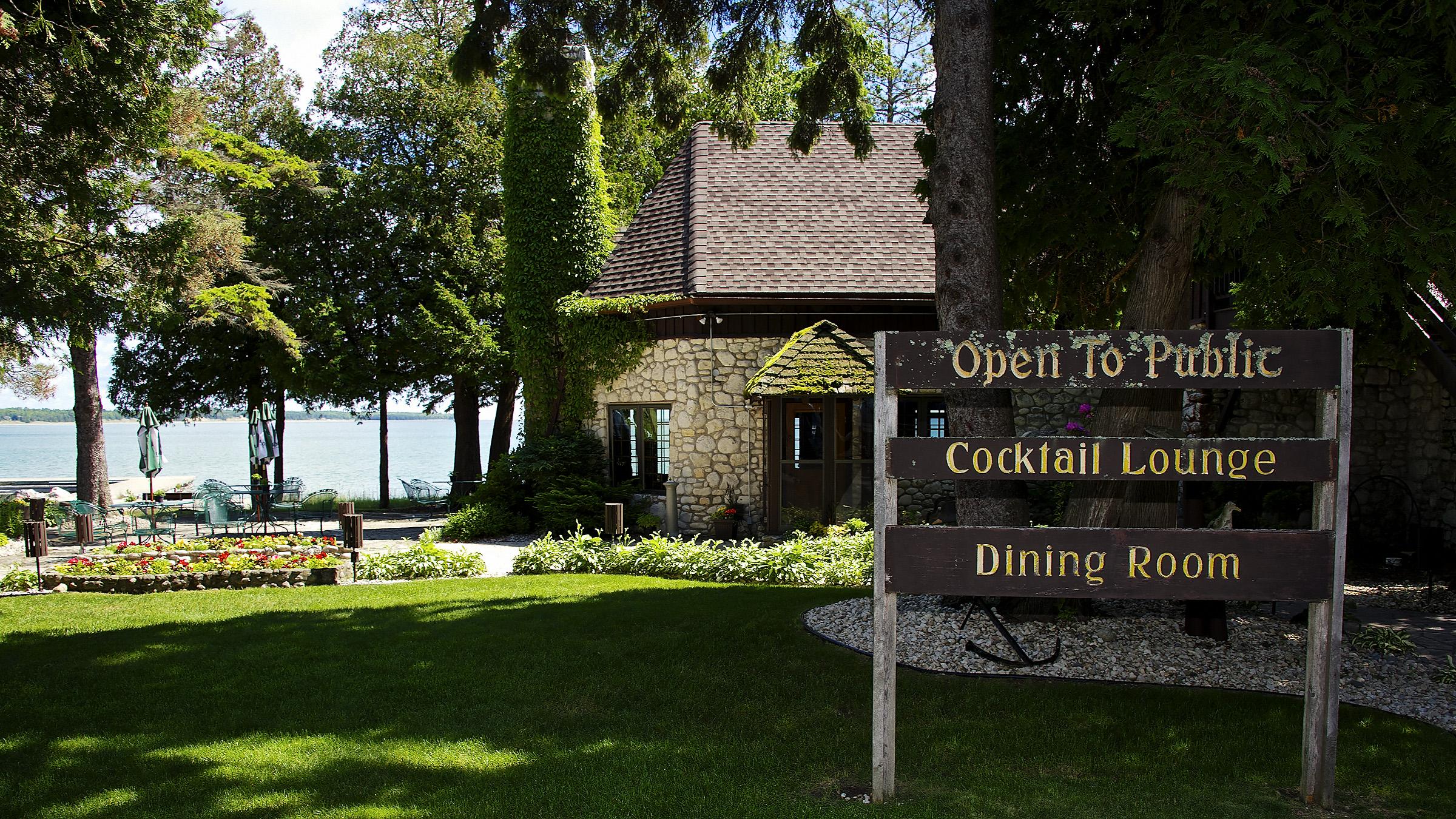 Glidden Lodge Reps Door County in Travel Wisconsin Supper Club