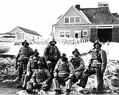 Heroes of the Storm: U.S. Life-Saving Stations Rescued Many People in 130-Year History
