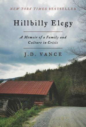 Review: 'Hillbilly Elegy:  A Memoir of a Family and Culture in Crisis'
