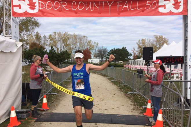 Fall 50 Door County Results - Minnesotans Take Firsts