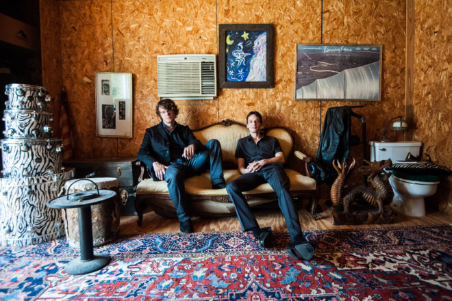 North Mississippi Allstars Will Take You to the River