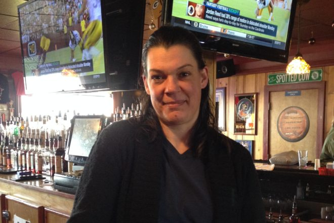 Server of the Week: Andrea Kaplanek