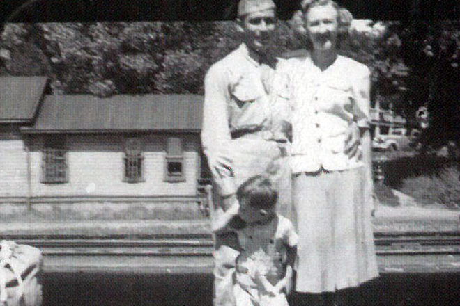 A Soldier's Story: Richard Haney Describes His Father's WWII Service