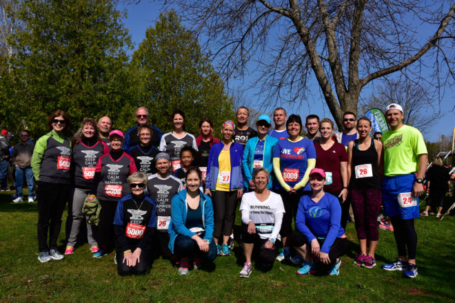 Run For A Cause Program Brings Funds, Publicity to Door County Charities