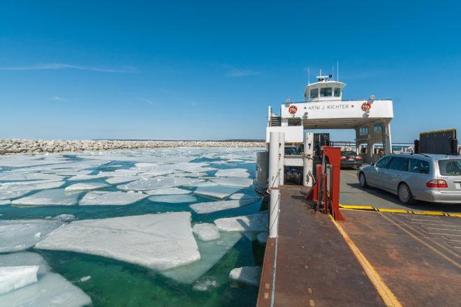 Washington Island Ferry Line Posts Near-Record Year