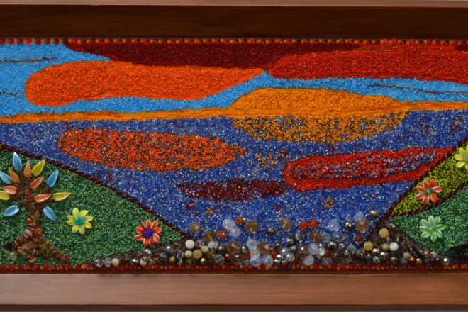 Painting with a Thousand Beads