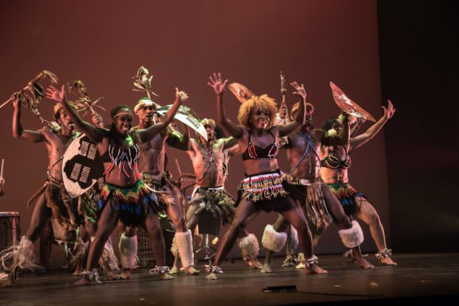 Step Up with Step Afrika! Jan. 20