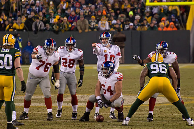 Green Bay Packers to Host Giants in Wild Card