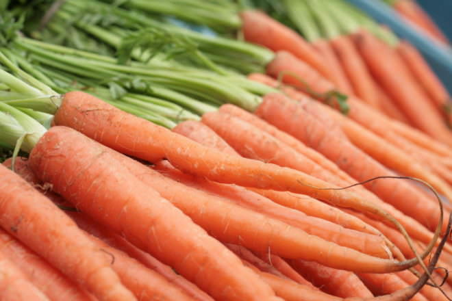 Pet Talk: Carrots are a Good Treat Alternative