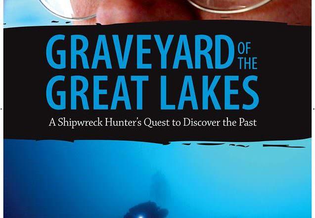 """DCA Screens """"Graveyard of the Great Lakes"""""""