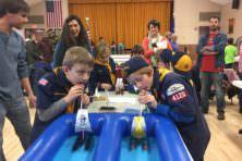 Cub Scout, Raingutter Regatta
