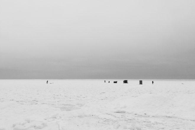 Weather Wizard: Ice Fishing in Door