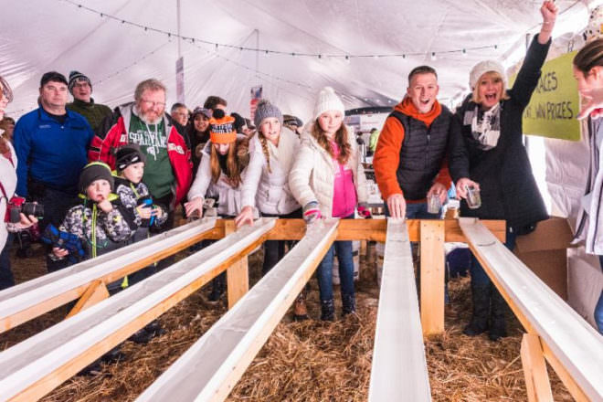 30th Fish Creek Winter Festival: Fun for All
