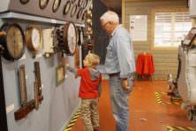 Door County Maritime Museum, Cheri Hargis