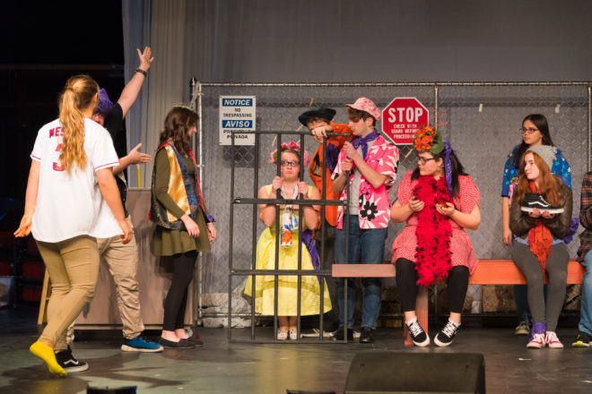 'Godspell's' Gospels Come to Sturgeon Bay