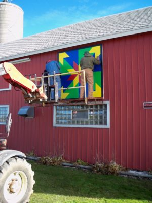 Our Agricultural Art Barn Quilts Of Door County Door County Pulse