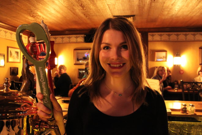 Server of the Week: Carly Weber