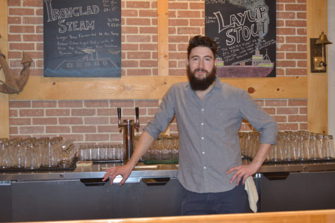 Andrew Bradle, Starboard Brewing Company