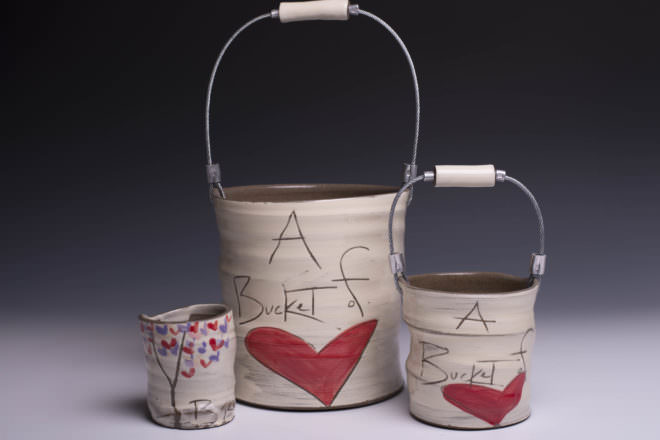 Annual Valentine's Show at Plum Bottom Pottery
