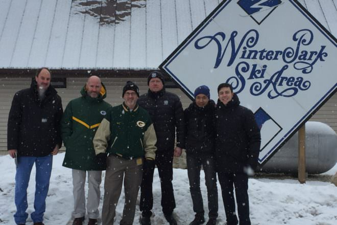 Green Bay Packers, Winter Park, Kewaunee