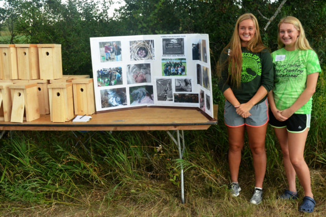 'Wild Words' Event Invites Door County Students to Share Stories